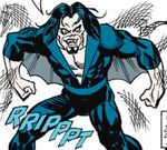 Michael Morbius (Earth-77013) Spider-Man Newspaper Strips