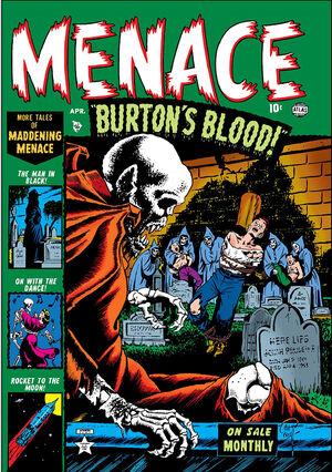 Menace Vol 1 2