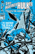 Tales to Astonish Vol 1 98
