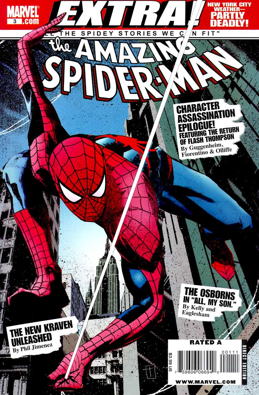 spiderman 3 book report Read the the amazing spider-man 3 plot and find out who is in the cast and crew at moviescom.