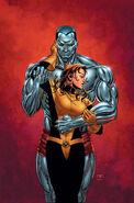 Astonishing X-Men Vol 3 6 Textless
