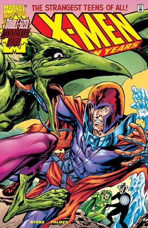 X-Men The Hidden Years Vol 1 12