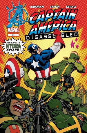 Captain America Vol 4 29