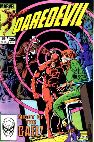 Daredevil Vol 1 205
