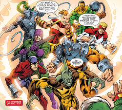 Masters of Evil (Earth-616) from Thunderbolts Vol 3 10 001