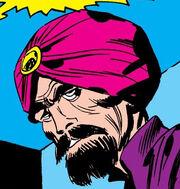 Yogi Dakor from Fantastic Four Vol 1 23