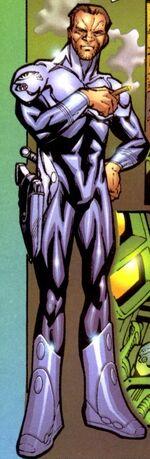 Frank Dallas (Earth-616) from Blade Vampire Hunter Vol 1 1 0001