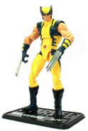 James Howlett (Earth-616) from Marvel Universe (Toys) Series 3 Wave XVI 0001
