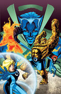 Marvel Adventures Fantastic Four Vol 1 14 Textless