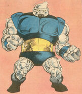 Roger Bochs (Earth-616) from Official Handbook of the Marvel Universe Vol 2 2 0001