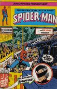 Spectaculaire Spiderman 35