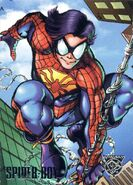 Peter Ross (Earth-9602) from Amalgam Comics (Trading Cards) 0002