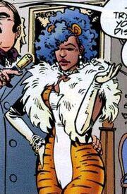 Miss September (Earth-928) X-Men 2099 Special Vol 1 1