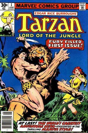 Tarzan Vol 1 1