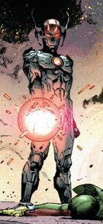 Ultron (Earth-616) from Avengers Rage of Ultron Vol 1 1 005