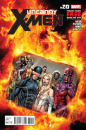 Uncanny X-Men Vol 2 20