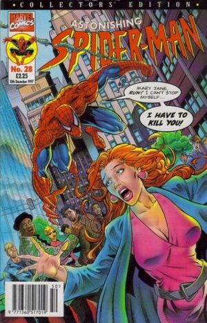 Astonishing Spider-Man Vol 1 28
