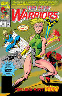 New Warriors Vol 1 30