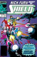 Nick Fury, Agent of S.H.I.E.L.D. Vol 3 2