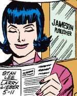 Elizabeth Brant (Earth-77013) Spider-Man Newspaper Strips 2000