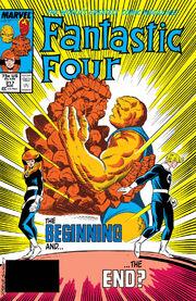 Fantastic Four Vol 1 317