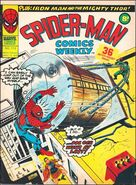 Spider-Man Comics Weekly Vol 1 113