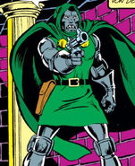 Victor von Doom (Earth-616) from Avengers Vol 1 156 0001