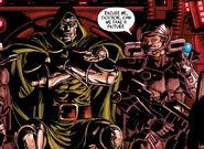 Victor von Doom (Earth-616) from Dark Avengers Vol 1 1 001