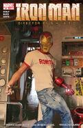 Invincible Iron Man Vol 1 24