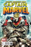 Captain Marvel Vol 7 8