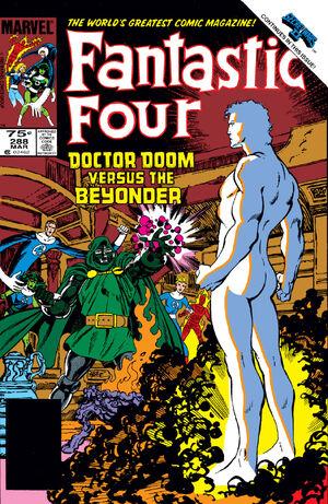 Fantastic Four Vol 1 288
