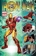 Iron Man The End Vol 1 1