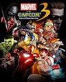 Marvel Vs Capcom 3 box artwork
