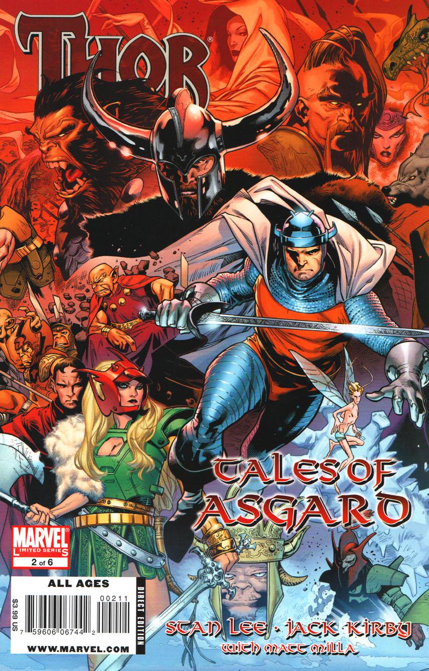 Thor: Tales Of Asgard