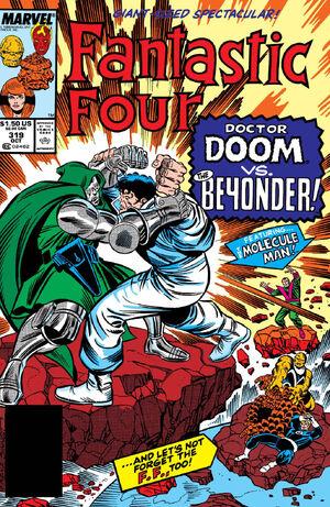 Fantastic Four Vol 1 319