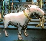 Lockjaw (Earth-1310) Marvel Knights Millennial Visions Vol 1 2001