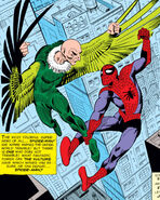 Peter Parker and Adrian Toomes (Earth-616) from Amazing Spider-Man Vol 1 2 001