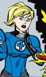 Susan Storm (Earth-77013) Spider-Man Newspaper Strips