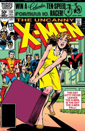 Uncanny X-Men Vol 1 151