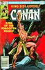 Conan the Barbarian Annual Vol 1 6 Newsstand