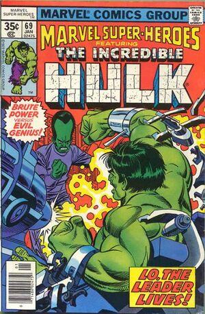 Marvel Super-Heroes Vol 1 69