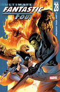 Ultimate Fantastic Four Vol 1 28