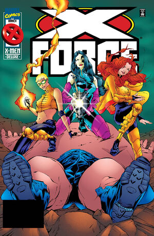 X-Force Vol 1 52
