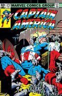 Captain America Vol 1 272