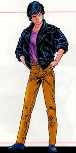 Chance (Fallen Angels) (Earth-616) from X-Men Earth's Mutant Heroes Vol 1 1 0001