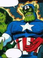 Chaplain America (Skrull) (Earth-9047) What The--! Vol 1 21
