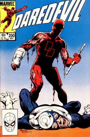 Daredevil Vol 1 200
