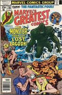 Marvel's Greatest Comics Vol 1 78