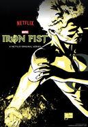 Marvel's Iron Fist poster 002