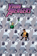 Young Avengers Vol 2 6 Textless